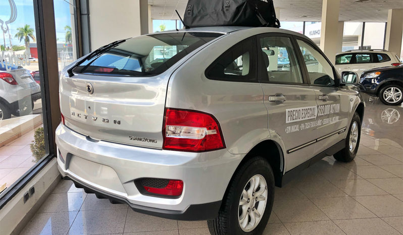 SsangYong Actyon | 2.3 150 hp 2WD lleno