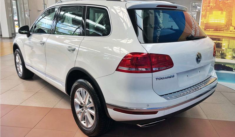 Volkswagen Touareg | Premium  3.6 V6 Gasolina lleno