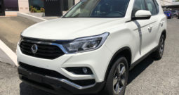 Nueva SsangYong Rexton G4 | 2.0T 225 hp 2WD