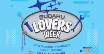 Subaru Lovers Week