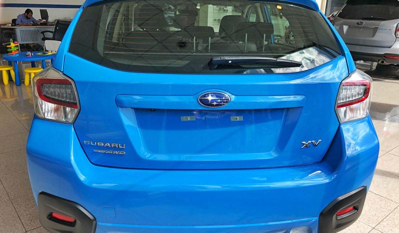 Subaru XV   2.0 150 hp AWD completo