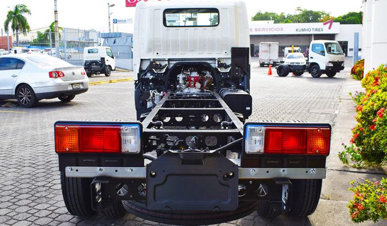 Hino Serie 300 WU720L | 131 hp lleno