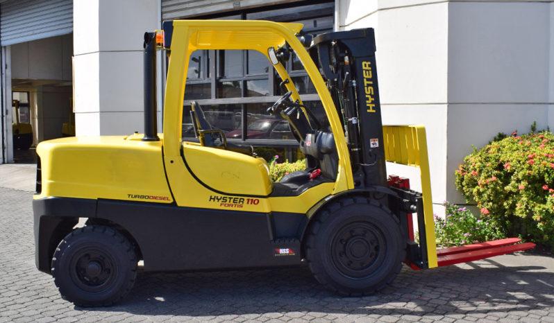 Montacarga HYSTER H110FT Diesel | 5,000 kg lleno
