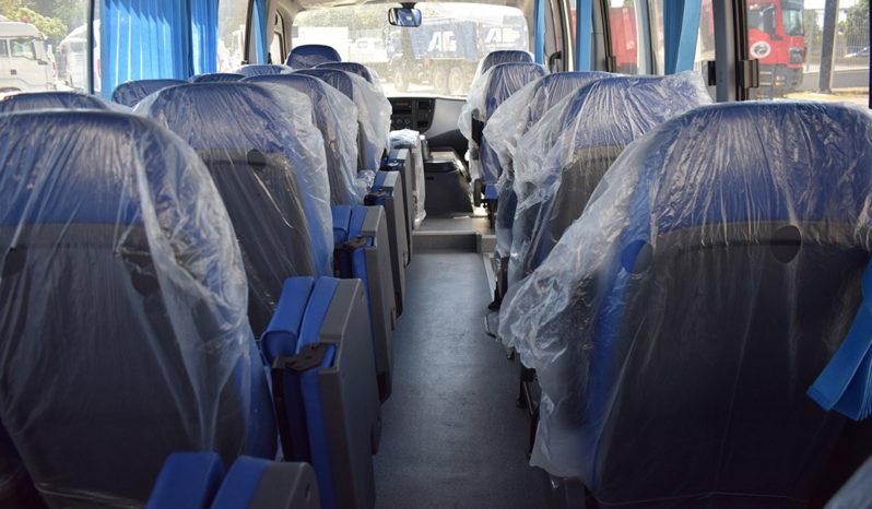 Minibus Daewoo Lestar 26 Pasajeros Avelino Abreu Sas