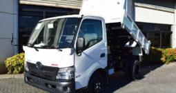 Hino Serie 300 WU700L Volteo 3 Mts | 110 hp