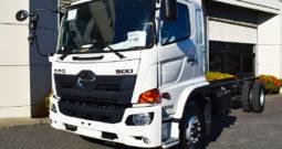 Hino Serie 500 FG8 | 260 hp