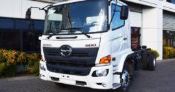 Hino Serie 500 GH8 | 270 hp